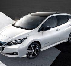 New Nissan LEAF  รถยนต์พลังงานไฟฟ้าอัจฉริยะรุ่นใหม่ล่าสุด