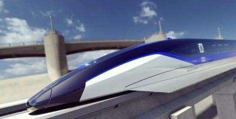 จีนเตรียมทดสอบรถไฟพลังแม่เหล็ก  (Maglev)  ความเร็ว 600 กิโลเมตรต่อชั่วโมงในปี 2020