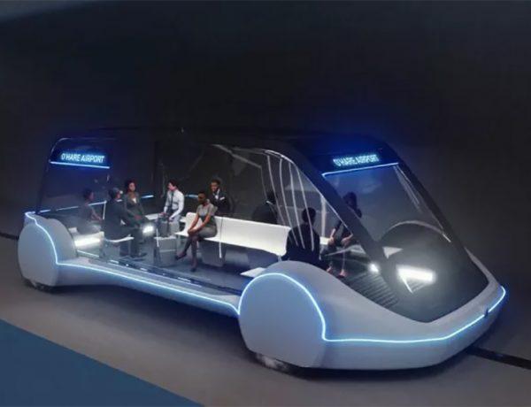 """บริษัท The Boring Company เตรียมสร้างระบบขนส่งความเร็วสูงใต้ดิน """"Loop"""" เมืองชิคาโก"""