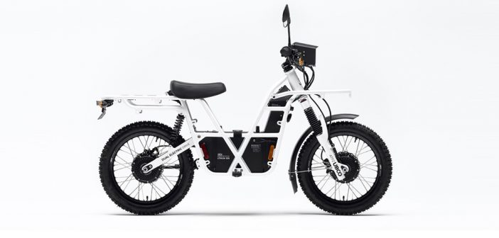 รถมอเตอร์ไซค์ไฟฟ้า Ubco Bike