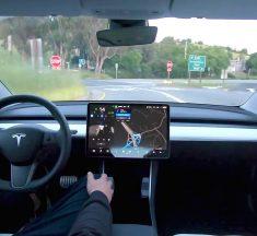 Tesla เปิดตัวระบบขับขี่อัตโนมัติเต็มรูปแบบและเริ่มต้นให้บริการ Robotaxi ในปี 2020