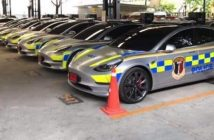 tesla-model-3-fleet-delivered-thai-police