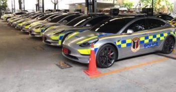 tesla-model-3-fleet-delivered-thai-police